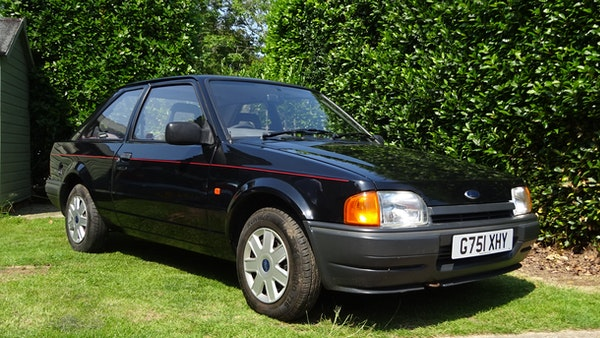 RESERVE LOWERED - 1990 Ford Escort Bonus For Sale (picture 5 of 103)