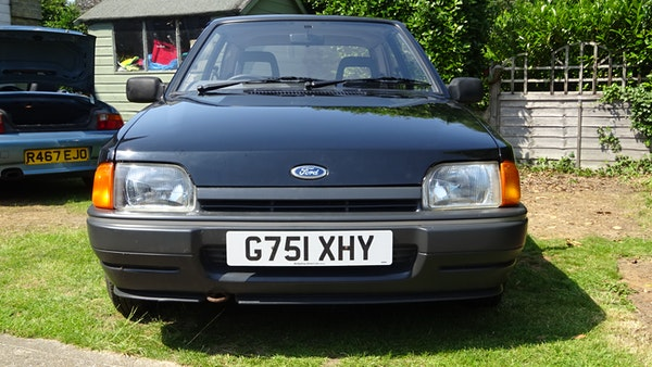 RESERVE LOWERED - 1990 Ford Escort Bonus For Sale (picture 7 of 103)