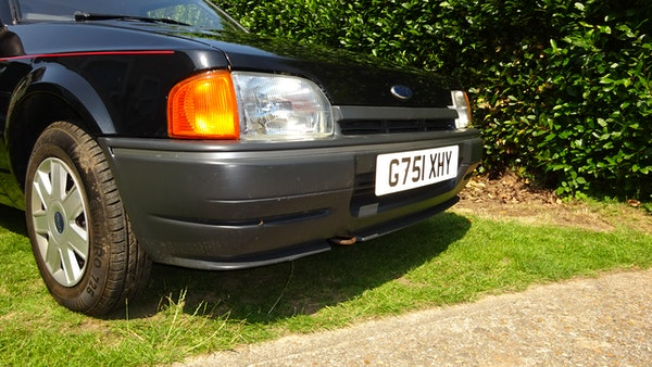RESERVE LOWERED - 1990 Ford Escort Bonus For Sale (picture 72 of 103)