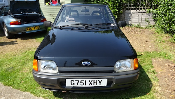 RESERVE LOWERED - 1990 Ford Escort Bonus For Sale (picture 6 of 103)