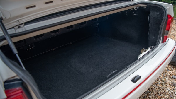 1989 Ford Escort XR3i convertible For Sale (picture 73 of 133)
