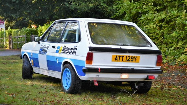1982 Ford Fiesta for road/rally/hillclimb For Sale (picture 17 of 134)