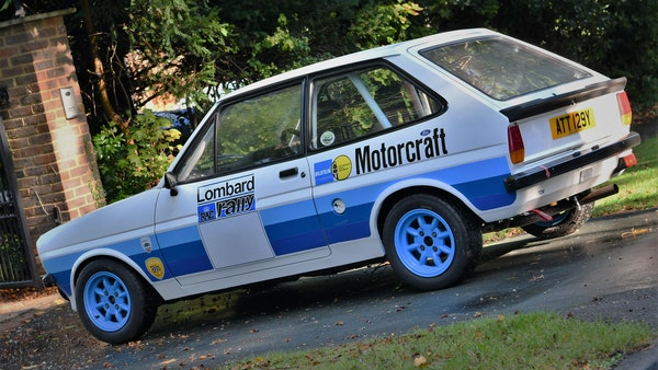 1982 Ford Fiesta for road/rally/hillclimb For Sale (picture 20 of 134)
