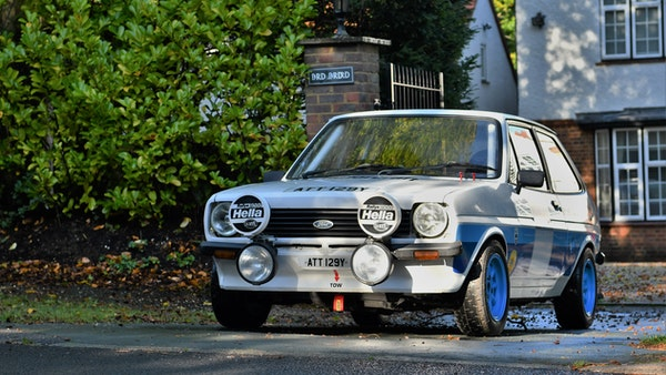 1982 Ford Fiesta for road/rally/hillclimb For Sale (picture 18 of 134)