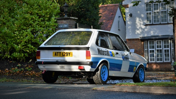 1982 Ford Fiesta for road/rally/hillclimb For Sale (picture 21 of 134)