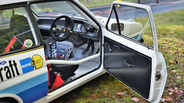 1982 Ford Fiesta for road/rally/hillclimb For Sale (picture 65 of 134)