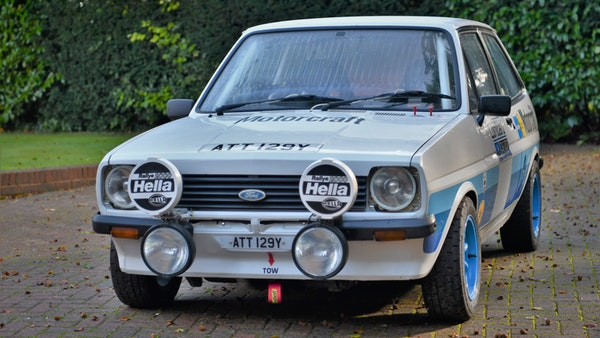 1982 Ford Fiesta for road/rally/hillclimb For Sale (picture 12 of 134)