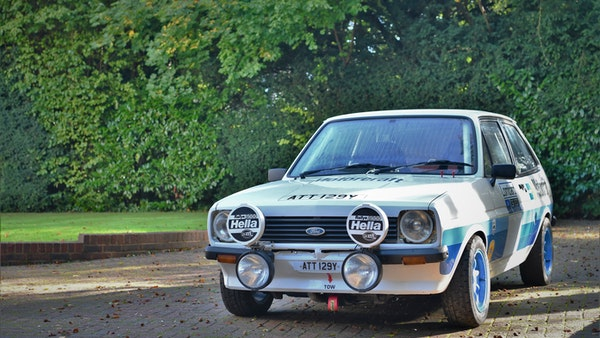 1982 Ford Fiesta for road/rally/hillclimb For Sale (picture 14 of 134)