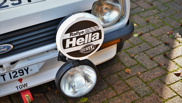 1982 Ford Fiesta for road/rally/hillclimb For Sale (picture 81 of 134)