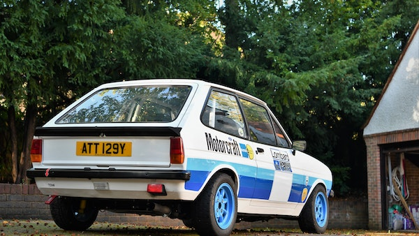 1982 Ford Fiesta for road/rally/hillclimb For Sale (picture 5 of 134)