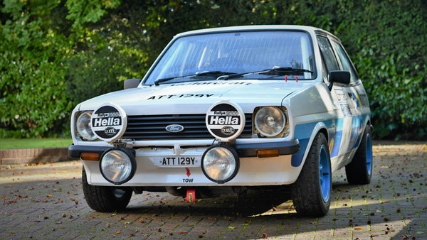 1982 Ford Fiesta for road/rally/hillclimb For Sale (picture 7 of 134)