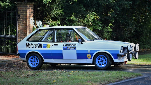 1982 Ford Fiesta for road/rally/hillclimb For Sale (picture 19 of 134)