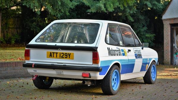 1982 Ford Fiesta for road/rally/hillclimb For Sale (picture 4 of 134)