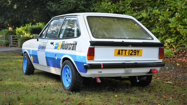 1982 Ford Fiesta for road/rally/hillclimb For Sale (picture 8 of 134)