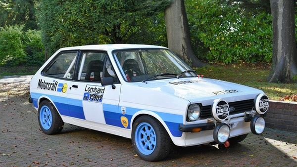 1982 Ford Fiesta for road/rally/hillclimb For Sale (picture 6 of 134)