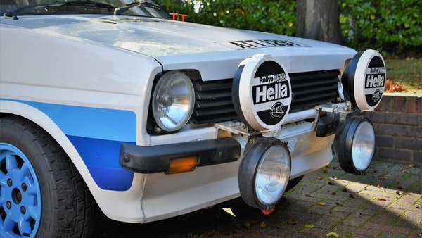 1982 Ford Fiesta for road/rally/hillclimb For Sale (picture 83 of 134)