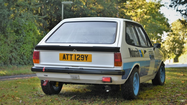 1982 Ford Fiesta for road/rally/hillclimb For Sale (picture 15 of 134)