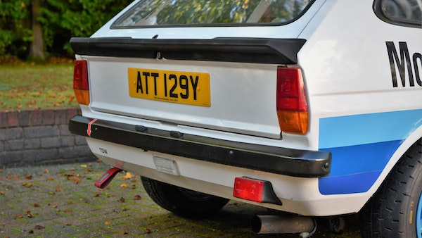 1982 Ford Fiesta for road/rally/hillclimb For Sale (picture 73 of 134)