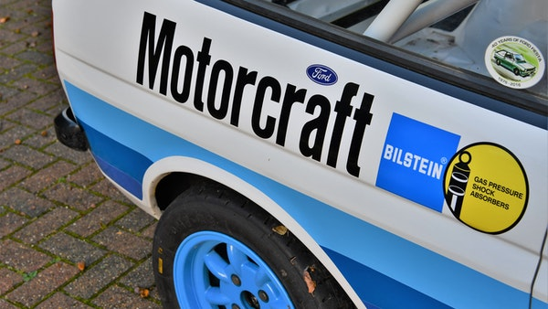 1982 Ford Fiesta for road/rally/hillclimb For Sale (picture 80 of 134)