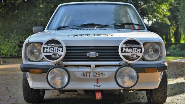 1982 Ford Fiesta for road/rally/hillclimb For Sale (picture 10 of 134)