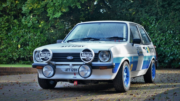 1982 Ford Fiesta for road/rally/hillclimb For Sale (picture 11 of 134)