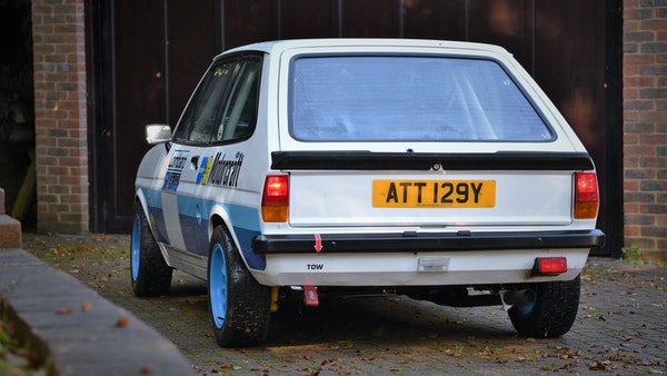 1982 Ford Fiesta for road/rally/hillclimb For Sale (picture 22 of 134)