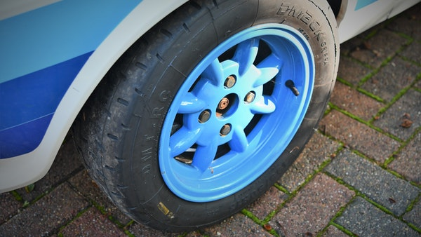 1982 Ford Fiesta for road/rally/hillclimb For Sale (picture 25 of 134)