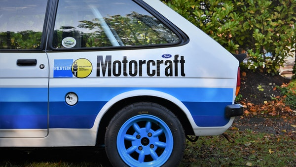 1982 Ford Fiesta for road/rally/hillclimb For Sale (picture 68 of 134)