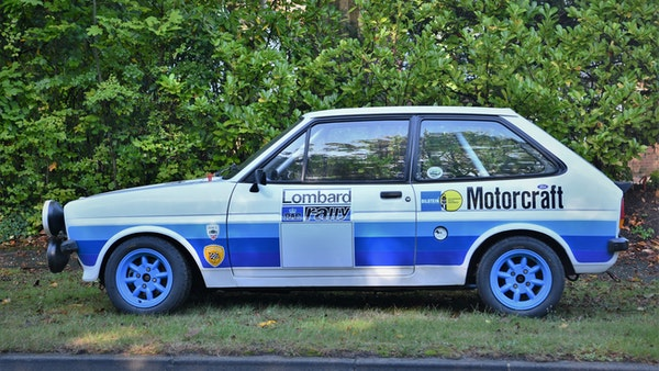 1982 Ford Fiesta for road/rally/hillclimb For Sale (picture 13 of 134)