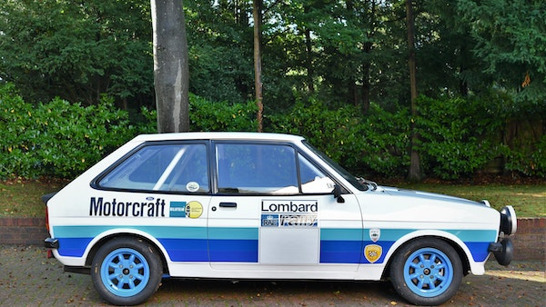 1982 Ford Fiesta for road/rally/hillclimb For Sale (picture 3 of 134)