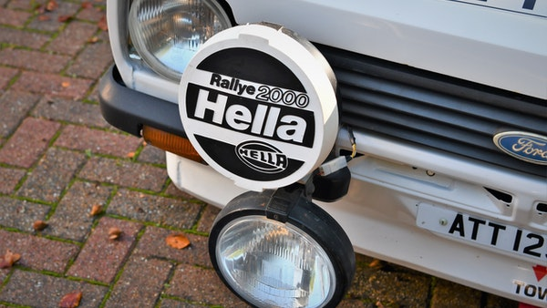 1982 Ford Fiesta for road/rally/hillclimb For Sale (picture 82 of 134)
