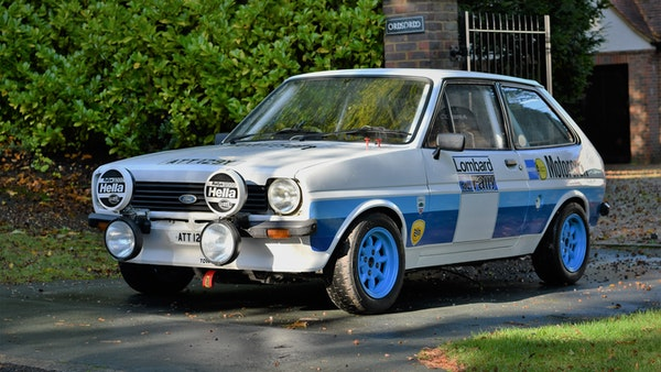 1982 Ford Fiesta for road/rally/hillclimb For Sale (picture 1 of 134)