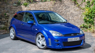 RESERVE LOWERED - 2003 Ford Focus RS 2.0