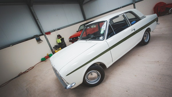 1968 Ford Lotus Cortina For Sale (picture 6 of 82)