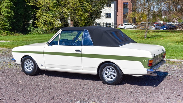 1967 Ford Lotus Cortina Mark II Crayford Convertible For Sale (picture 15 of 229)