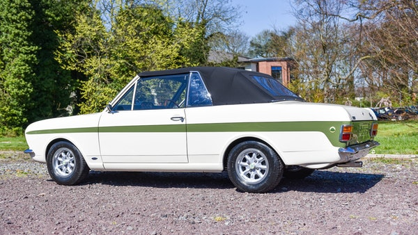 1967 Ford Lotus Cortina Mark II Crayford Convertible For Sale (picture 16 of 229)