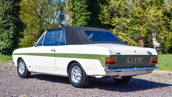 1967 Ford Lotus Cortina Mark II Crayford Convertible For Sale (picture 14 of 229)