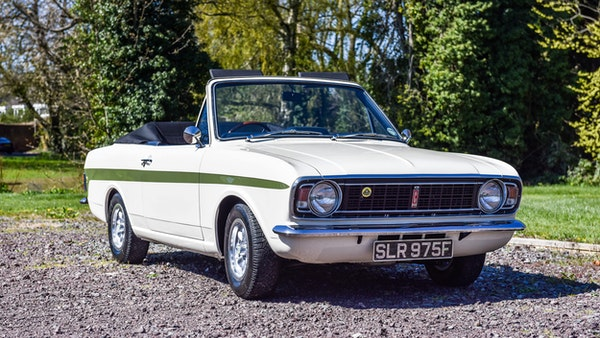 1967 Ford Lotus Cortina Mark II Crayford Convertible For Sale (picture 1 of 229)