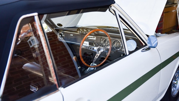 1967 Ford Lotus Cortina Mark II Crayford Convertible For Sale (picture 220 of 229)