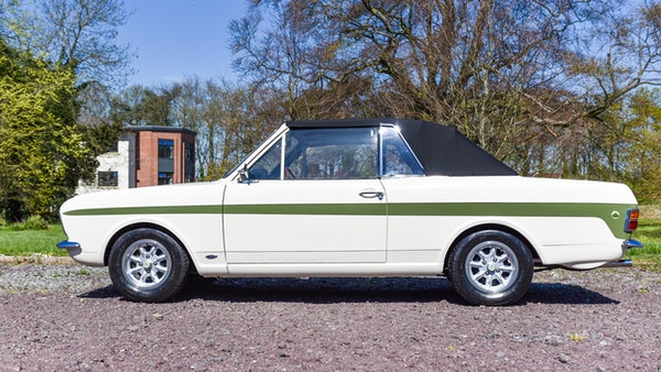 1967 Ford Lotus Cortina Mark II Crayford Convertible For Sale (picture 17 of 229)