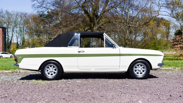 1967 Ford Lotus Cortina Mark II Crayford Convertible For Sale (picture 22 of 229)