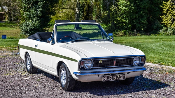 1967 Ford Lotus Cortina Mark II Crayford Convertible For Sale (picture 11 of 229)