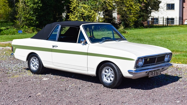 1967 Ford Lotus Cortina Mark II Crayford Convertible For Sale (picture 25 of 229)