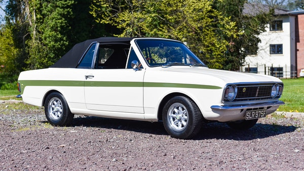1967 Ford Lotus Cortina Mark II Crayford Convertible For Sale (picture 24 of 229)