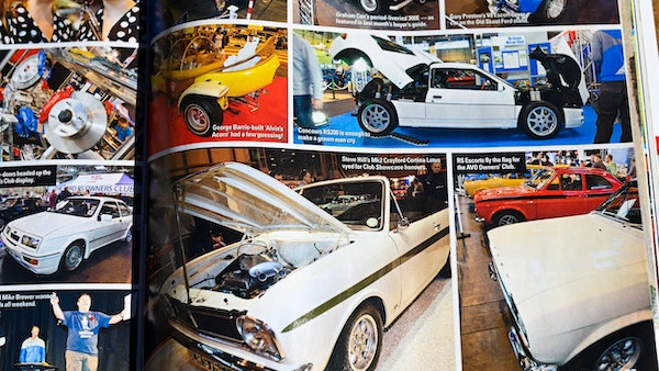 1967 Ford Lotus Cortina Mark II Crayford Convertible For Sale (picture 203 of 229)
