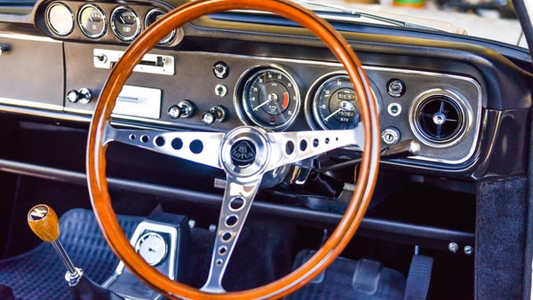 1967 Ford Lotus Cortina Mark II Crayford Convertible For Sale (picture 47 of 229)