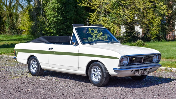 1967 Ford Lotus Cortina Mark II Crayford Convertible For Sale (picture 3 of 229)