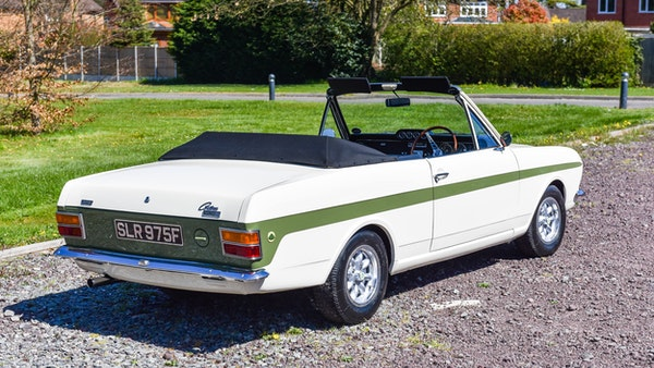 1967 Ford Lotus Cortina Mark II Crayford Convertible For Sale (picture 8 of 229)