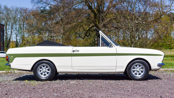 1967 Ford Lotus Cortina Mark II Crayford Convertible For Sale (picture 5 of 229)