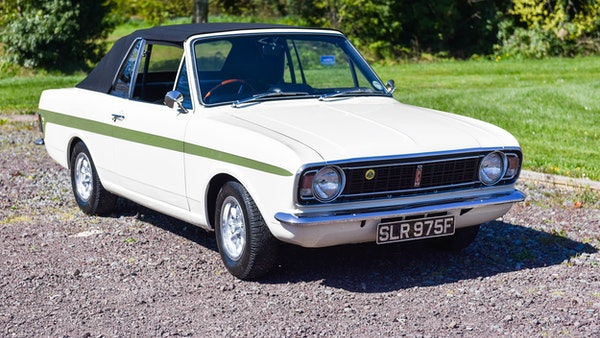 1967 Ford Lotus Cortina Mark II Crayford Convertible For Sale (picture 26 of 229)